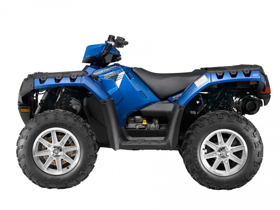 Polaris Sportsman 550 EPS BlueFire