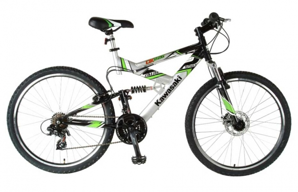 Mountain Bike Kawasaki